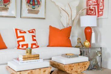 colores que combinan con naranja